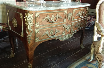 Ayçaguer Jean-Claude ébéniste restauration et rénovation de meubles