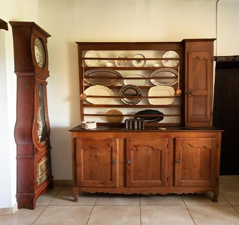 Ayçaguer Jean-Claude ébéniste restauration de meubles traditionnels