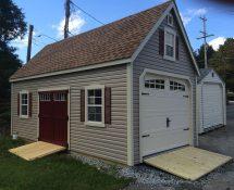 Modular Garages - Eberly Barnseberly Barns