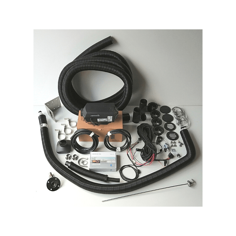 Eberspacher Airtronic S2D2L marine three outlet kit 12v