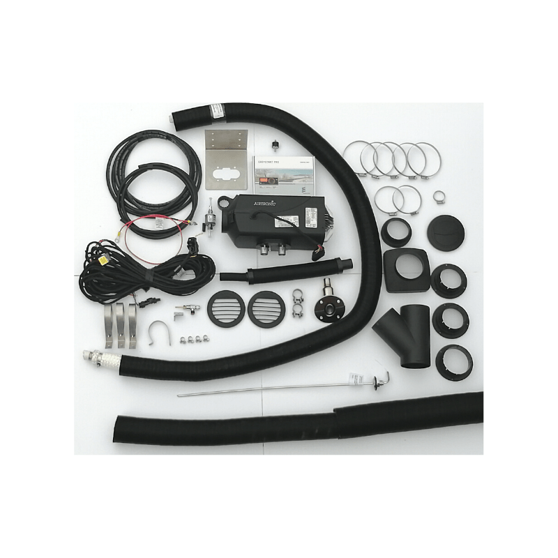 Eberspacher Airtronic M2D4L marine twin outlet kit 12v