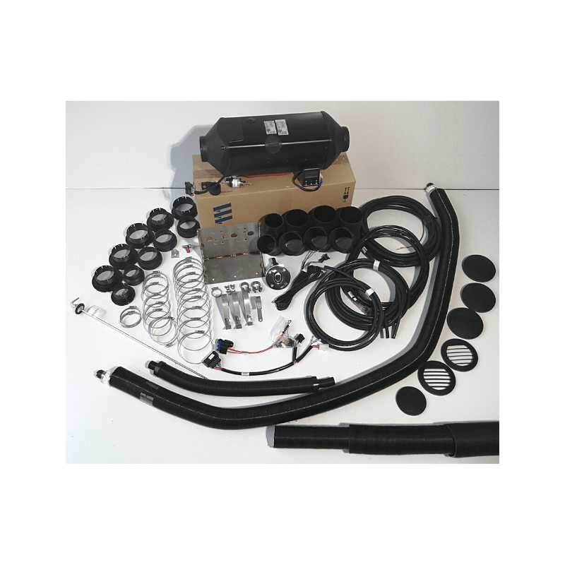 Eberspacher Airtronic D5 five outlet kit 12v
