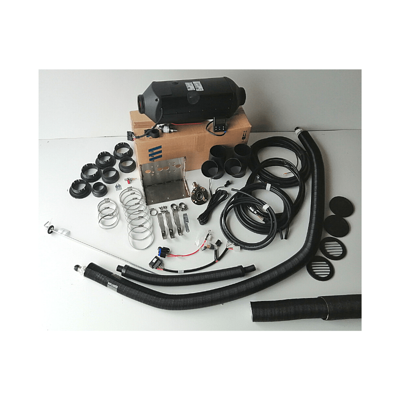 Eberspacher Airtronic D5 three outlet kit 24v