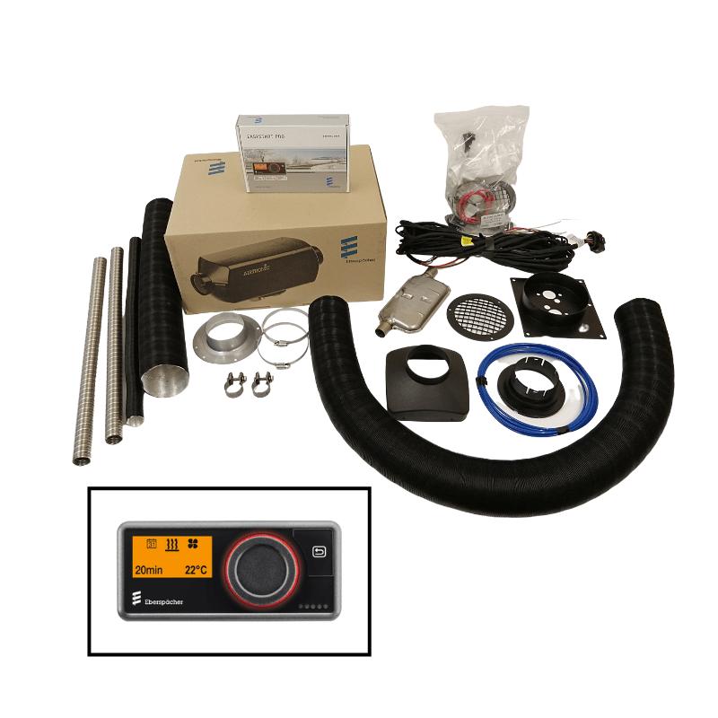 Eberspacher M2D4L truck kit 24v