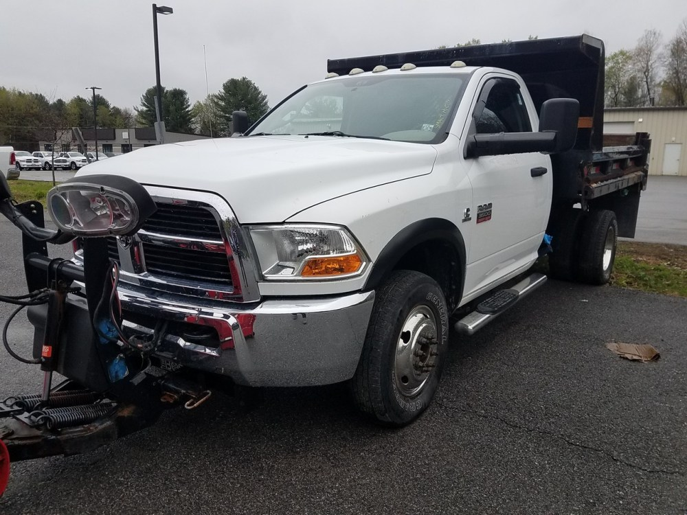 medium resolution of pre owned 2011 ram 3500 st