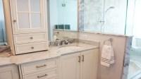 Condominium Bathroom Gallery - Ebie Construction