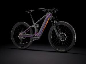 Trek Rail 9.8 XT Purple Phaze