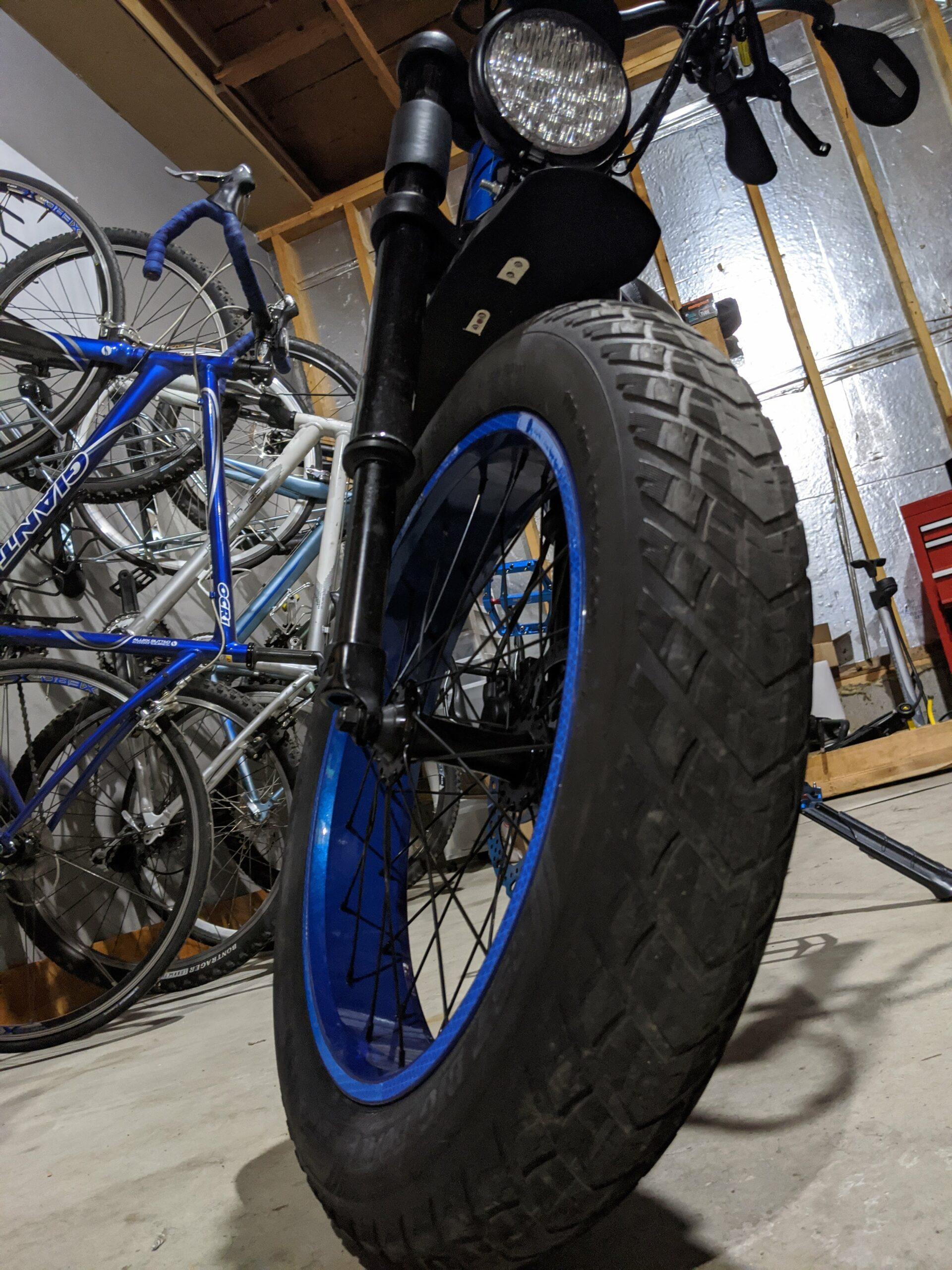 Ariel Rider X-Class Front Tire