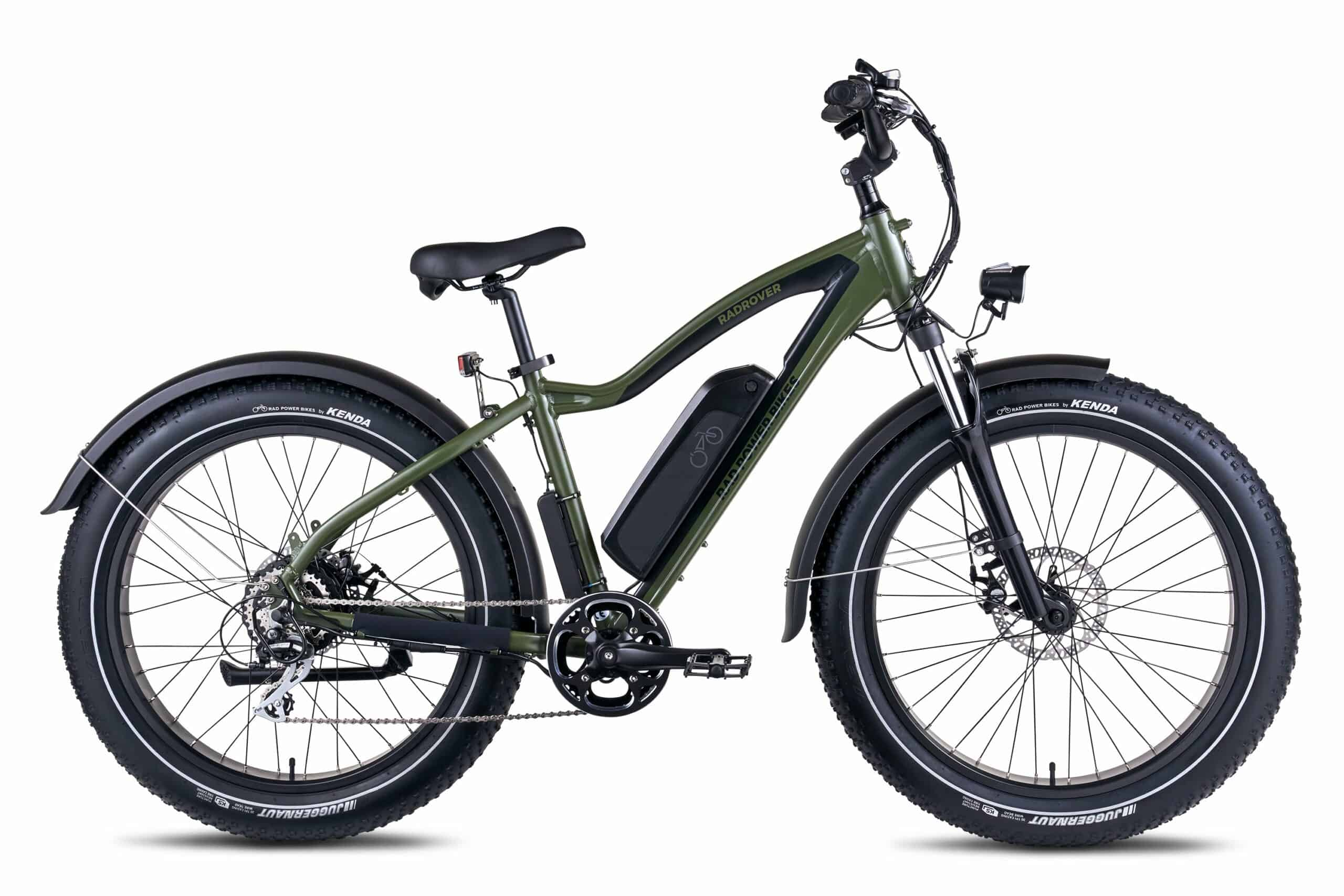 RadRover Forest Green