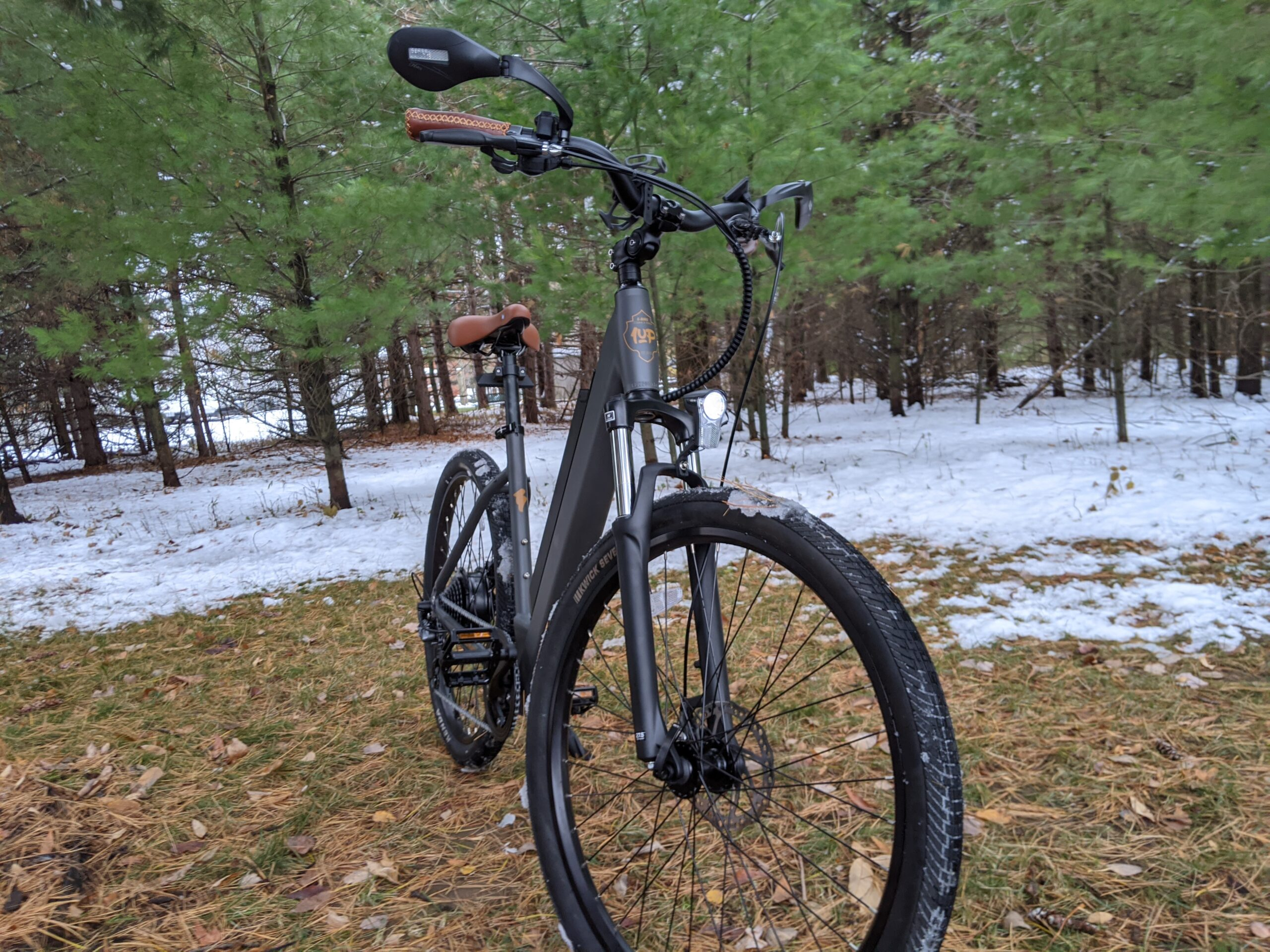 Ride1Up 500 Series Review Front