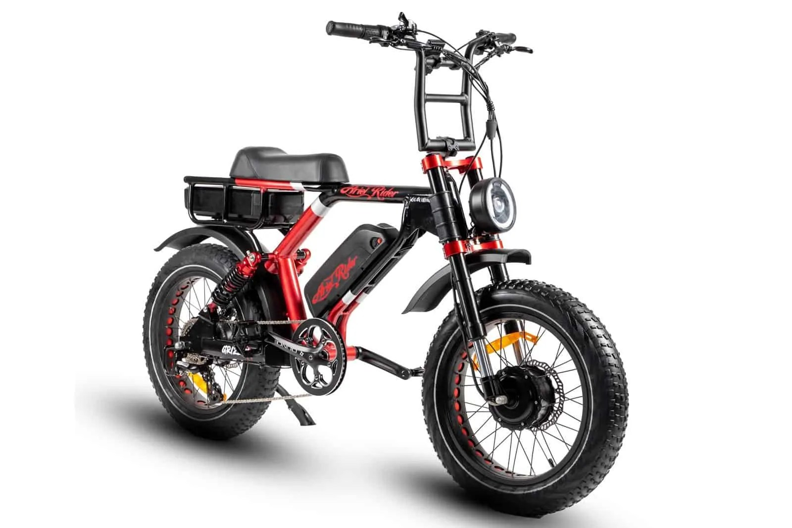Ariel Rider Grizzly Front