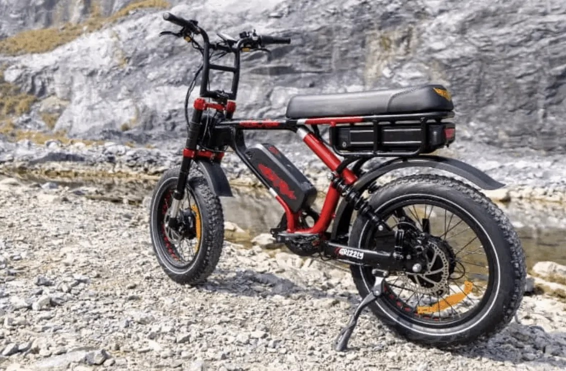 Ariel Rider Grizzly