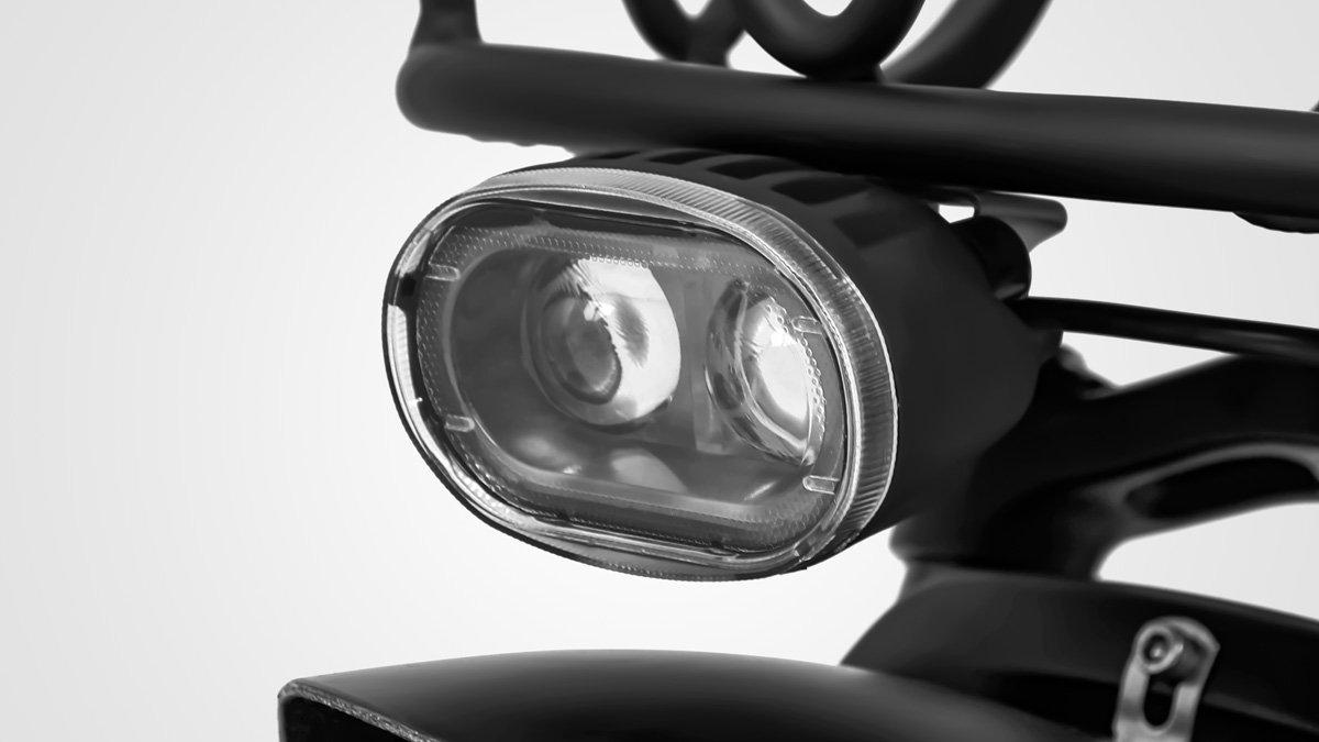 Himiway Escape Front Light