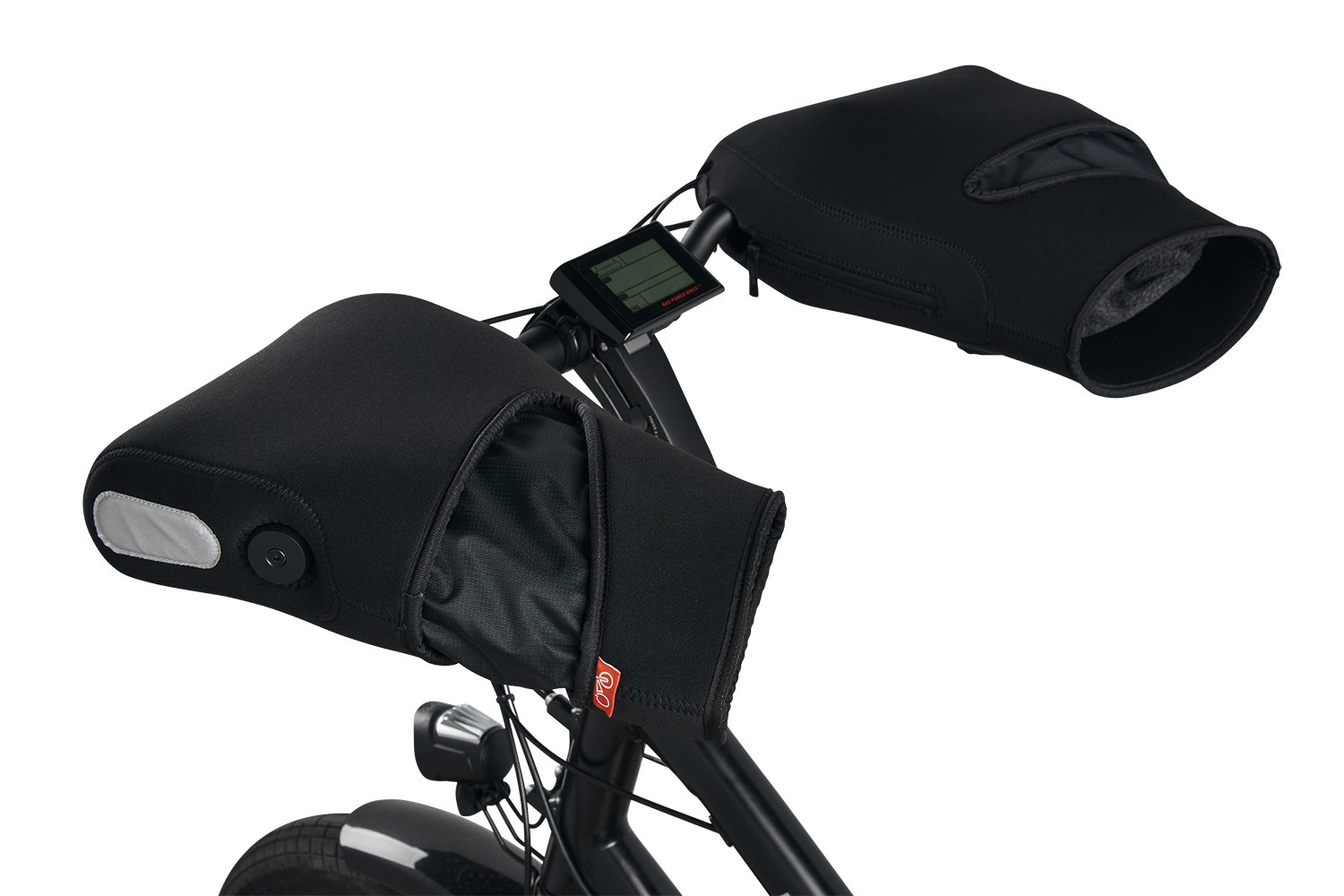 Rad Power Bikes Handlebar Mitts Side