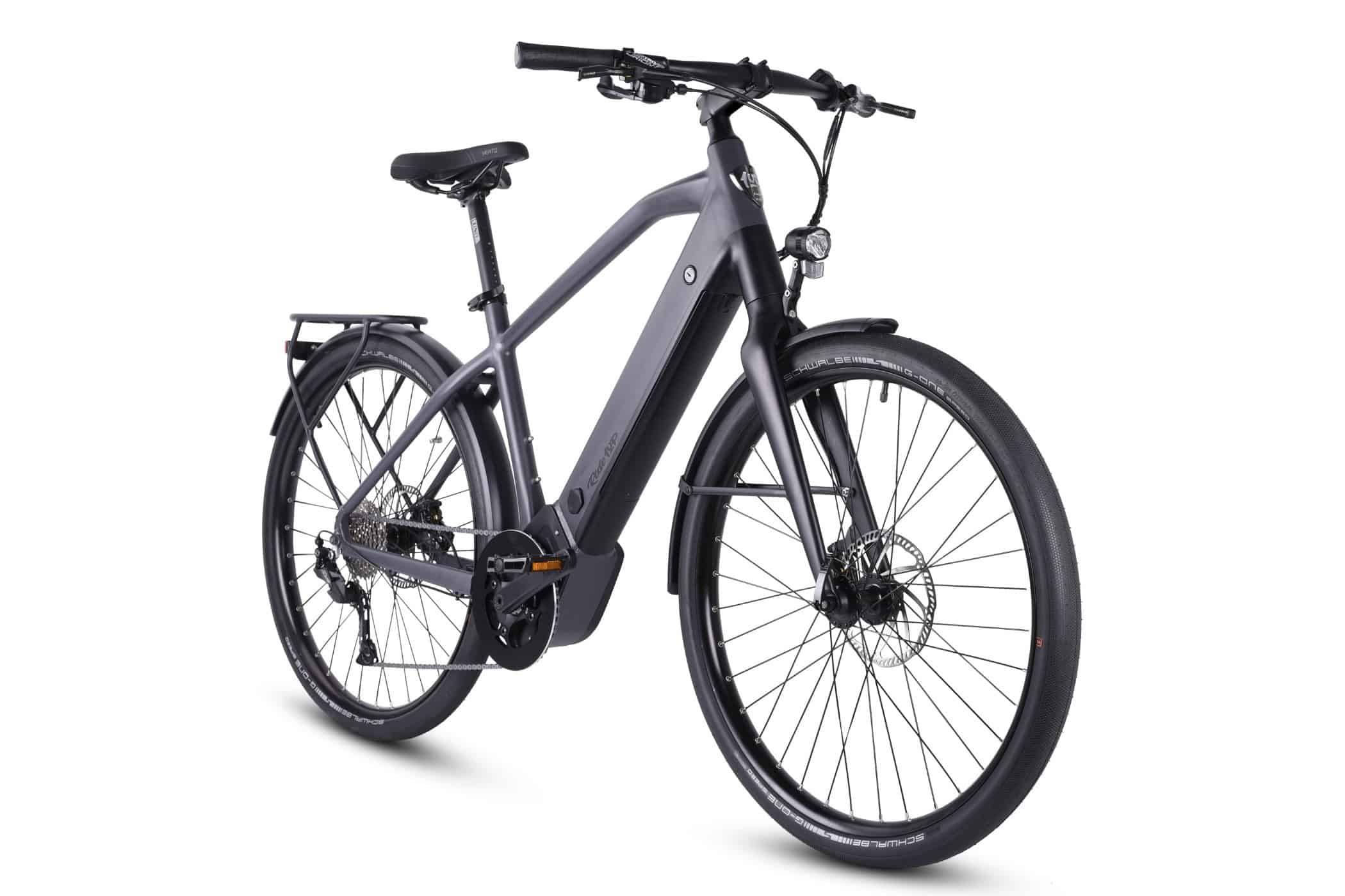 Ride1Up Prodigy XR Front