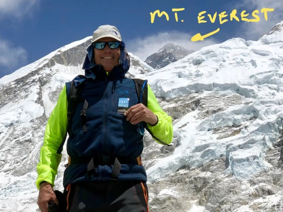 Jerry Holl Jerry Holl Mount Everest