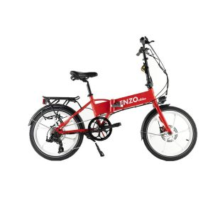 Enzo Ebike One of the Best Folding Electric Bike Review