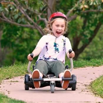 Hoverboard Karts