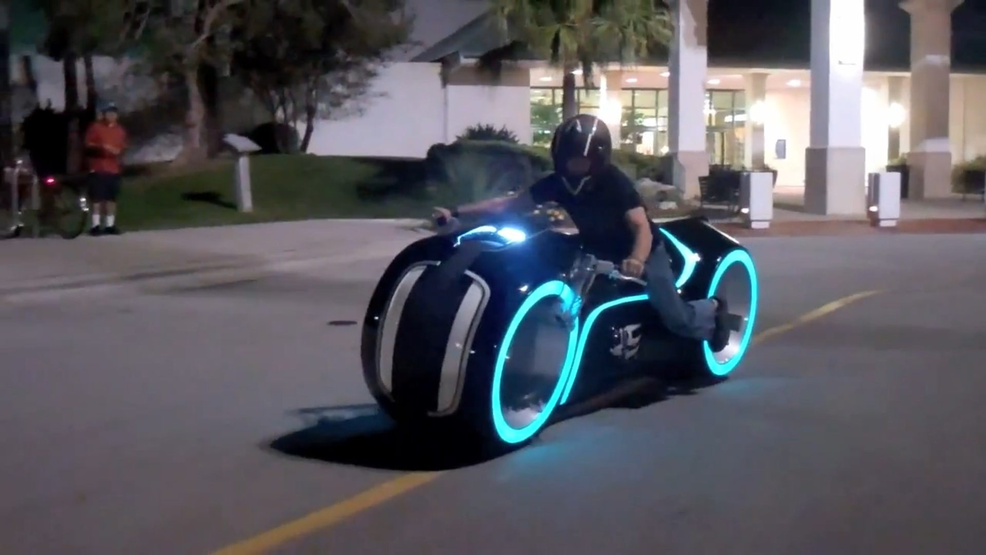 real tron cycle