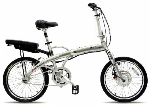 Prodeco Technologies Mariner Folding Electric Bike