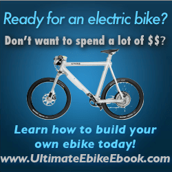 Build Your Own Electric Bike