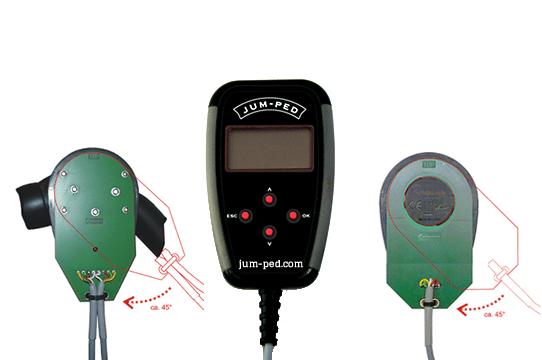 JUM-Ped für Bosch Classic Line Motoren mit HMI Display