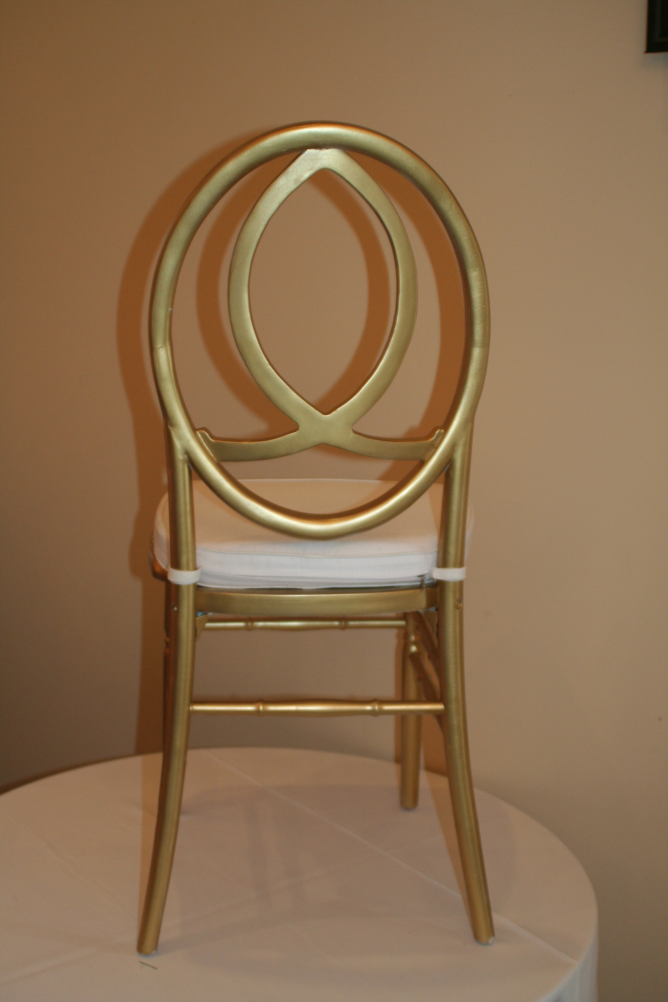 Infinity Chair Eb Inc Events Gold Infinity Chair