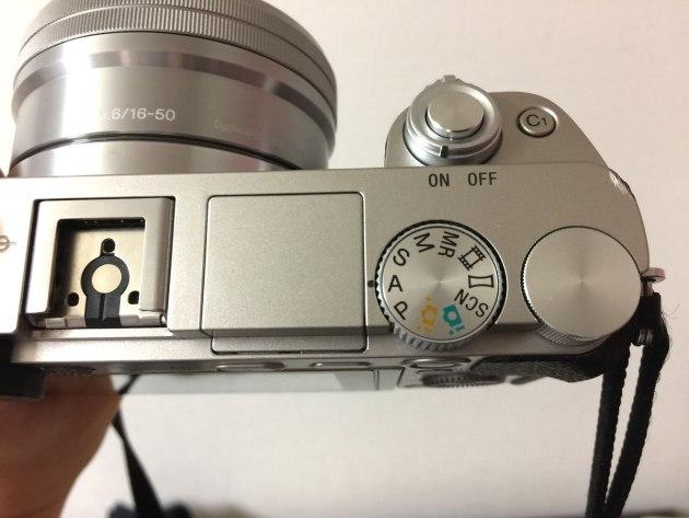 カメラの設定