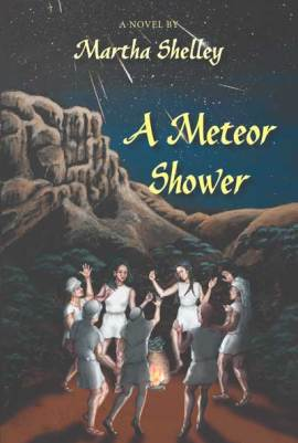 A Meteor Shower by Martha Shelley