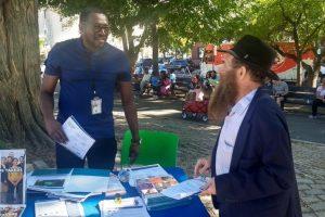 Bringing communities together, Brooklyn 2019