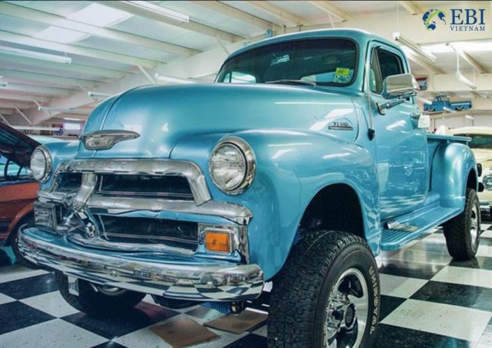 Bảo tàng xe cổ Route 66 Auto