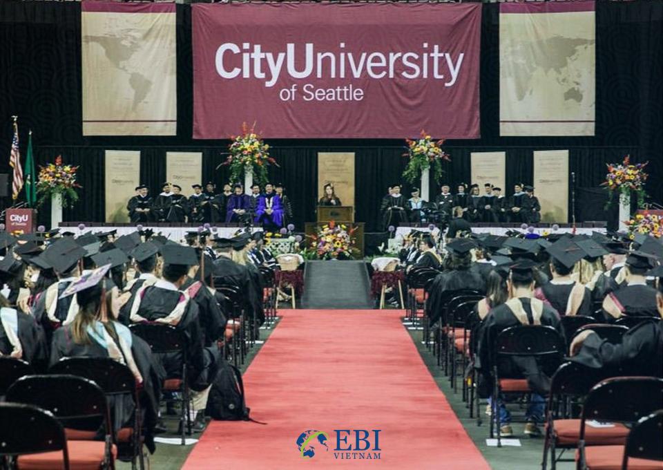 Seattle city university washington state, USA