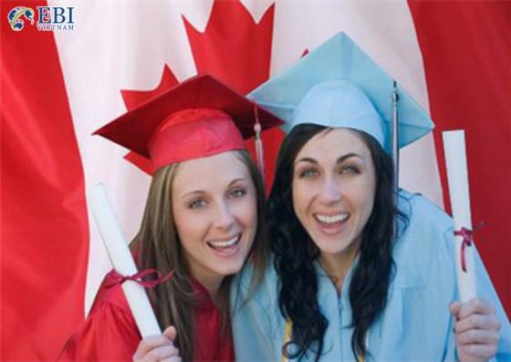 Tốt nghiệp với nền giáo dục tiên tiến ở Canada