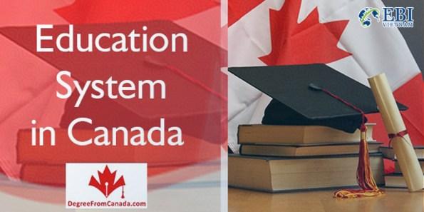 Canada có nền giáo dục tiên tiến bậc nhất thế giới