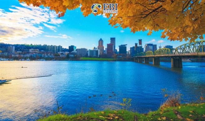 Tiểu bang Oregon tại Mỹ