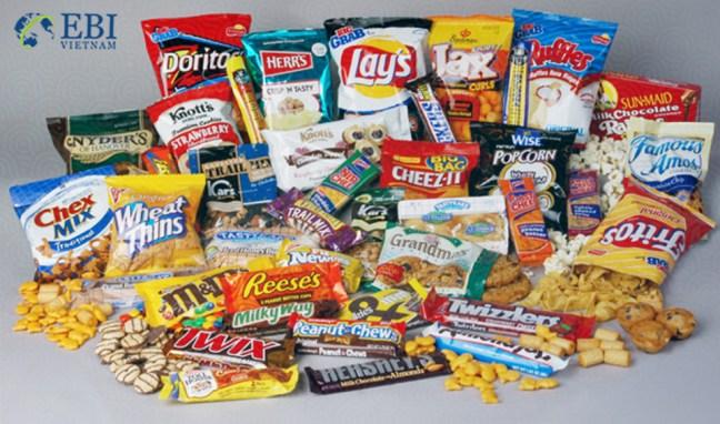Mang ít đồ ăn khi du học Canada