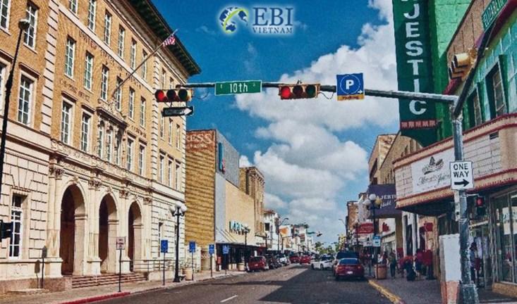 Nơi sinh hoạt giá rẻ tại Mỹ: Thành phố Harlingen
