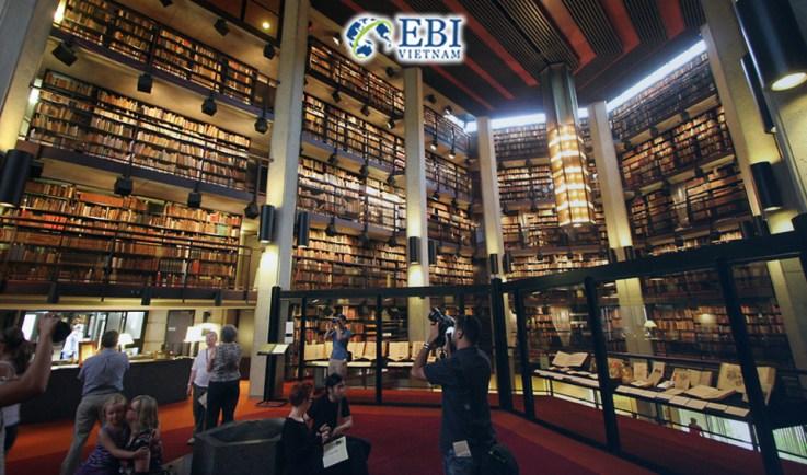 Thư viện trường Đại học Toronto
