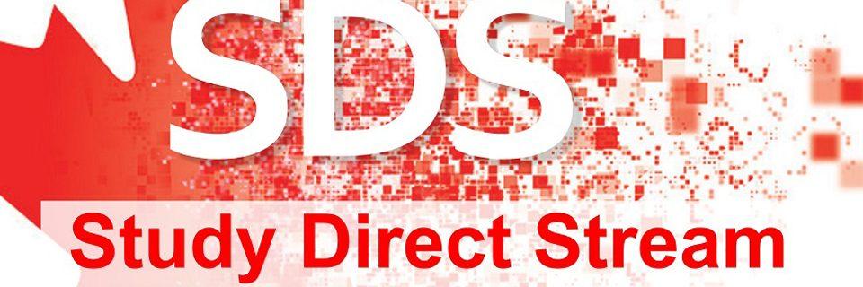 Du học Canada SDS