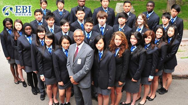 COLUMBIA INTERNATIONAL COLLEGE Boarding School, CANADA