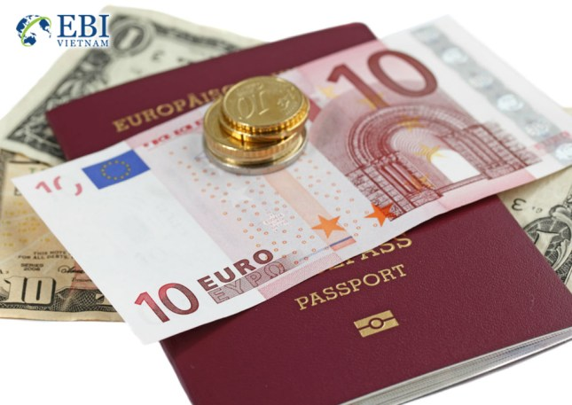 Chứng minh tài chính khi du học Đức.