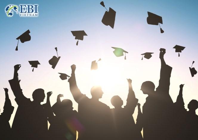 Cơ hội học tập tại đại học danh tiếng.
