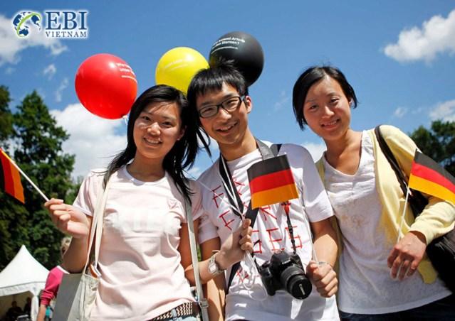 Du học THPT tại Đức.