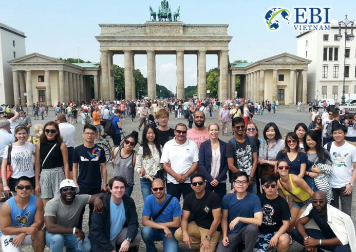 du học sinh Việt tại Đức