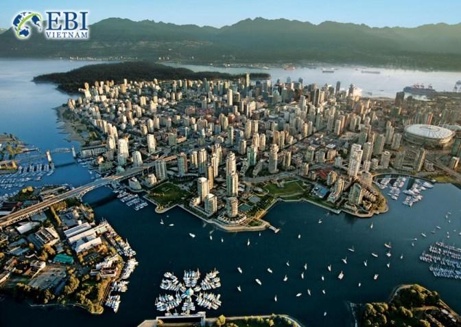 Bang British Columbia, Canada.
