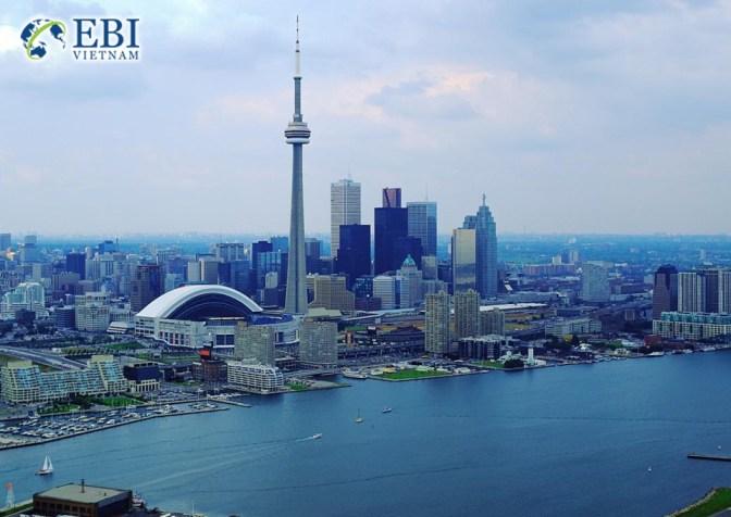 Bang Ontario tại Canada.