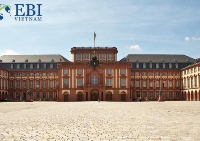Đại học Mannheim – Mannheim Universität