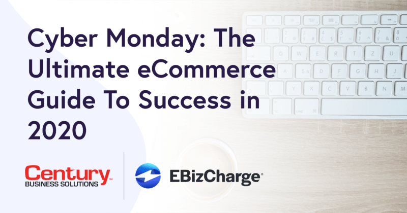 Cyber Monday: The Ultimate eCommerce Guide To Success in 2020