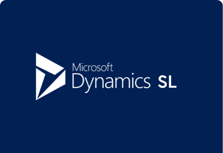 microsoft dynamics sl payment processing