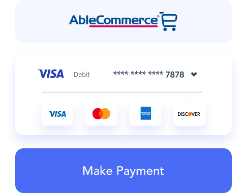 ablecommerce payment processing